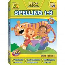 SZP06330 - Big Spelling Gr 1-3 in Spelling Skills