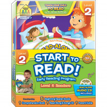 SZP08316 - Early Reading Program Level 2 Start To Read in Reading Skills