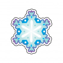T-10520 - Mini Accents Snowflake 36/Pk 3In in Holiday/seasonal