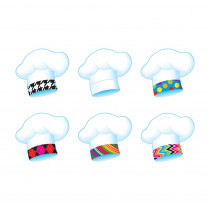 T-10603 - Chefs Hats Bake Shop Classic Accents Variety Pack in Accents