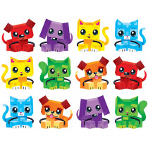 T-10619 - Blockstars Buddies Classic Accents Variety Pack in Accents