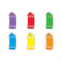T-10811 - Crayons/Mini Variety Pk Mini Accents in Accents