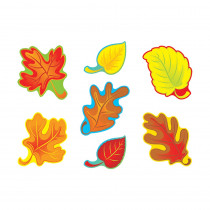 T-10940 - Fall Leaves Variety Pk Classic Accents in Holiday/seasonal