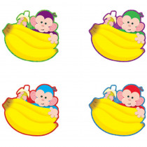 T-10995 - Monkey Mischief Banana Buddies Accents Variety Pack in Accents