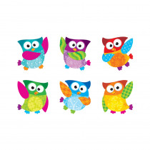T-10996 - Owl Stars Classic Accents Variety Pack in Accents