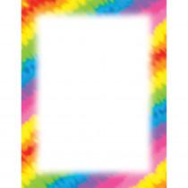 T-11412 - Tie Dye Terrific Papers in Design Paper/computer Paper