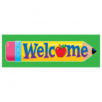 T-12016 - Bookmarks Welcome Pencil 36/Pk in Bookmarks