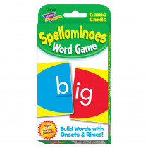 T-24010 - Challenge Cards Spellominoes in Card Games