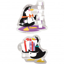 T-37022 - Sticker Penguins Pride in Holiday/seasonal