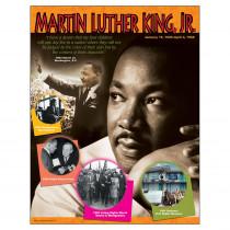 T-38099 - Chart Martin Luther King Jr Gr 4-8 17 X 22 in Social Studies
