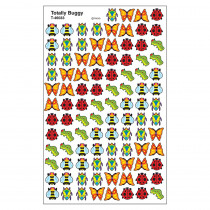 T-46033 - Supershapes Stickers Totally Buggy in Stickers