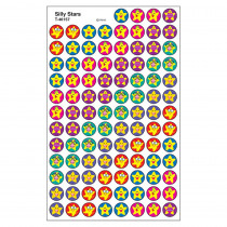 T-46157 - Superspots Stickers Silly Stars in Stickers