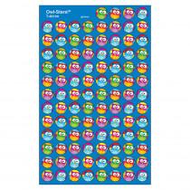 T-46194 - Owl Stars 800Pk Super Spots Stickers in Stickers