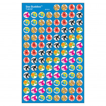 T-46197 - Sea Buddies Superspots Stickers in Stickers