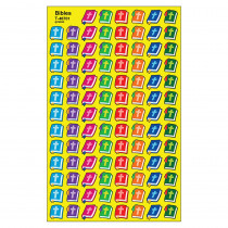 T-46701 - Supershapes Stickers Bibles in Inspirational