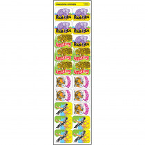 T-47112 - Applause Stickers Awesome Animals in Science