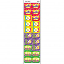 T-47113 - Applause Stickers Super 100/Pk Stars Acid-Free in Motivational
