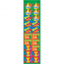 T-47160 - Applause Stickers Crayons in Stickers