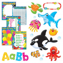 T-51002 - Sea Buddies Helpers Super Pack in Classroom Theme
