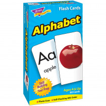 T-53012 - Flash Cards Alphabet 80/Box in Letter Recognition