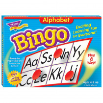 T-6062 - Bingo Alphabet Ages 4 & Up in Bingo