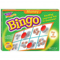 T-6071 - Bingo Money Ages 5+ in Bingo