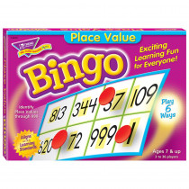 T-6078 - Place Value Bingo Game in Bingo