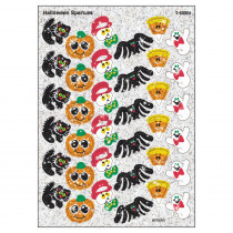 T-63009 - Sparkle Stickers Halloween Sparkles in Holiday/seasonal