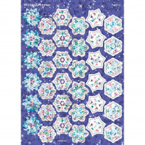 T-6312 - Sparkle Stickers Winter Shimmer in Holiday/seasonal