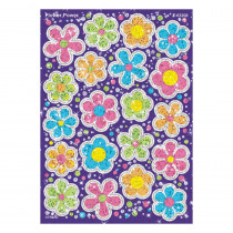 T-63308 - Sparkle Stickers Flower Power in Stickers