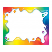 T-68023 - Rainbow Gel Name Tags in Name Tags