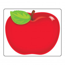 T-68080 - Shiny Red Apple Name Tags in Name Tags