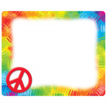 T-68114 - Peace Sign Name Tags in Name Tags