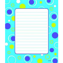 T-72345 - Blue Fizz Note Pads in Note Pads