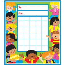T-73019 - Trend Kids Incentive Pads in Postcards & Pads