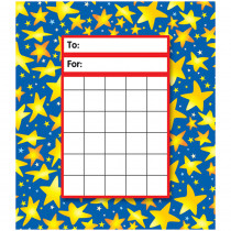 T-73022 - Star Brights Incentive Pads in Postcards & Pads