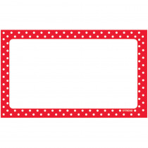 T-75002 - Polka Dots Terrific Index Cards Blank in Index Cards