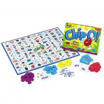 T-76005 - Chip-O Game Ages 6 & Up in Language Arts