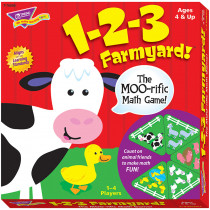 T-76009 - Learning Games 1-2-3 Farmyard in Games