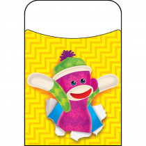 T-77005 - Sock Monkeys Terrific Pockets in Organizer Pockets