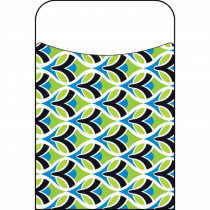 T-77011 - Whimsy Green N Blue Terrific Pockets in Organizer Pockets