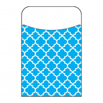 Moroccan Blue Terrific Pockets, 250 ct - T-77017BP | Trend Enterprises Inc. | Organizer Pockets