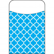 T-77017 - Moroccan Blue Terrific Pockets in Organizer Pockets