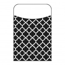 Moroccan Black Terrific Pockets, 250 ct - T-77020BP | Trend Enterprises Inc. | Organizer Pockets
