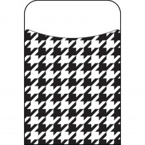 T-77031 - Houndstooth Terrific Pockets in Organizer Pockets