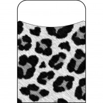 T-77035 - Leopard White Terrific Pockets in Organizer Pockets