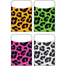 T-77902 - Leopard Terrific Pockets Variety Pk in Organizer Pockets