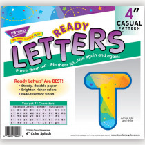 T-79043 - Color Splash 4 Ready Letters in Letters