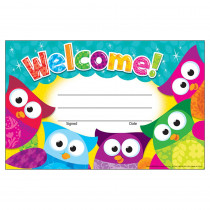 T-81045 - Welcome Owl Stars Recognition Awards in Awards