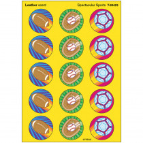 T-83423 - Stinky Stickers Spectacular Sports in Physical Fitness